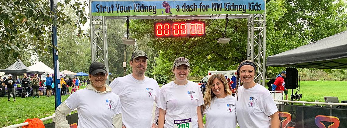 Right! System Raises $1,235 for the Northwest Kidney Kids