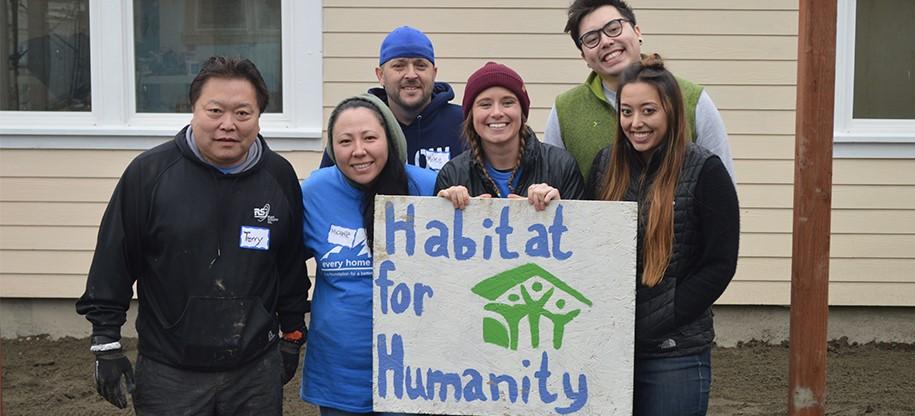 RSI Habitat for Humanity Build